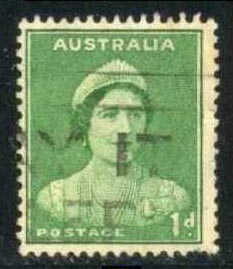 Australia #180 Queen Elizabeth, used (0.70)