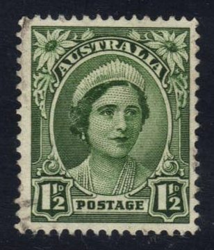 Australia #192 Queen Elizabeth, used (0.25)