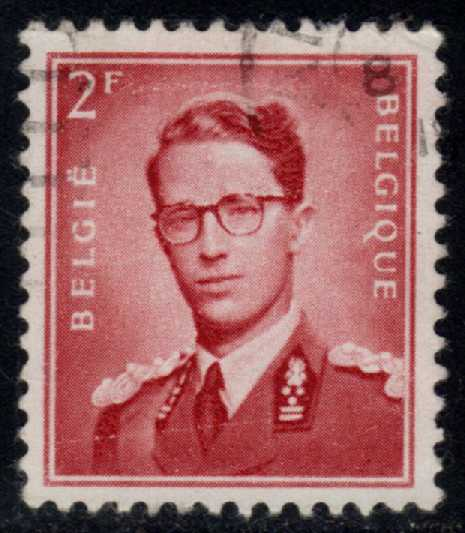 Belgium #452 King Baudouin, used (0.25)