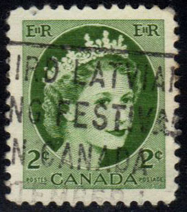 Canada **U-Pick** Stamp Stop - Box #UP31-P