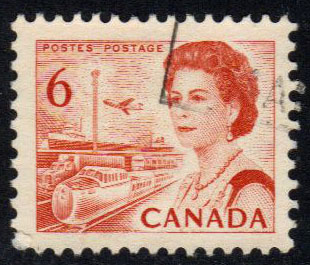 Canada **U-Pick** Stamp Stop - Box #UP32-5