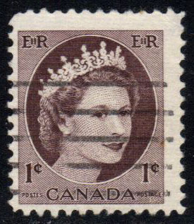 Canada **U-Pick** Stamp Stop - Box #UP32-6