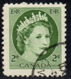 Canada **U-Pick** Stamp Stop - Box #UP32-F