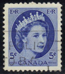 Canada **U-Pick** Stamp Stop - Box #UP32-H