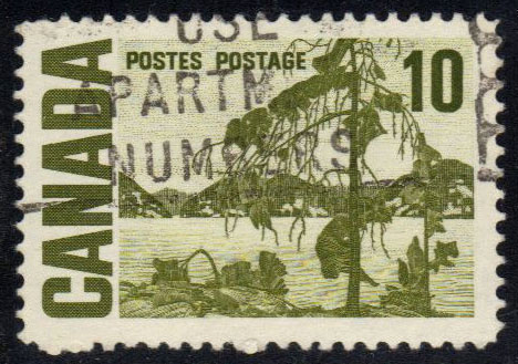 Canada **U-Pick** Stamp Stop - Box #UP32-S