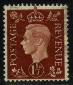 Great Britain **U-Pick** Stamp Stop - Box 37 Item 6