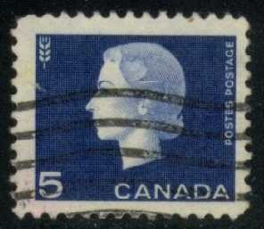 Canada **U-Pick** Stamp Stop - Box 37 Item O