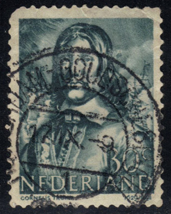 Netherlands **U-Pick** Stamp Stop - Box 38 Item T