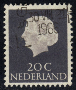 Netherlands **U-Pick** Stamp Stop - Box 39 Item B