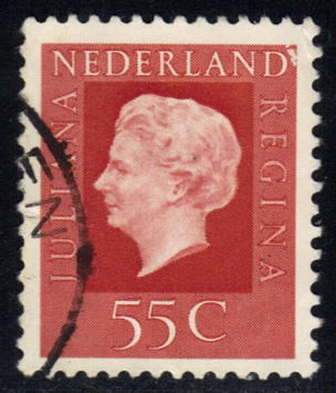 Netherlands **U-Pick** Stamp Stop - Box 39 Item D