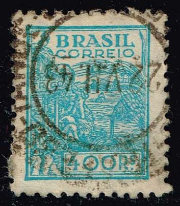 Brazil #577 Agriculture; Used (0.45)