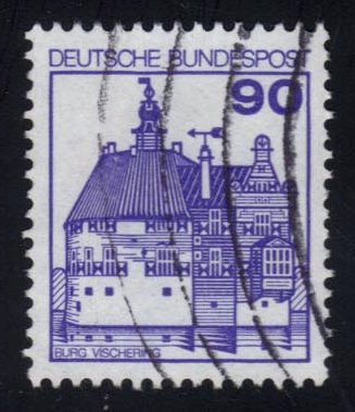 Germany #1239 Vischering Castle, used (0.40)
