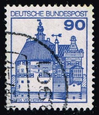 Germany #1239 Vischering Castle; Used (0.40)