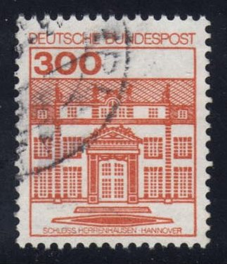 Germany #1315 Herrenhausen; used (0.75)