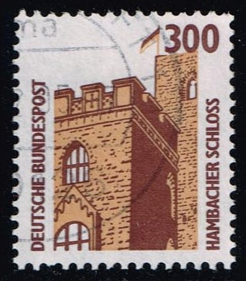 Germany #1536 Hambach Castle; used (0.45)