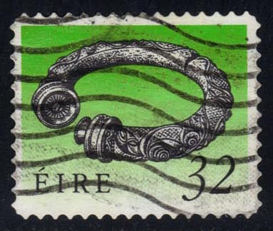 Ireland #794a Broighter Collar, used (1.25)