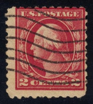 US #463 George Washington, used (0.40)