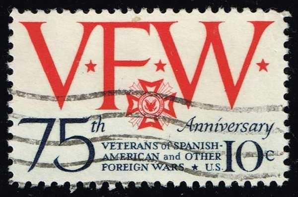 US #1525 Veterans of Foreign Wars; used (0.25)