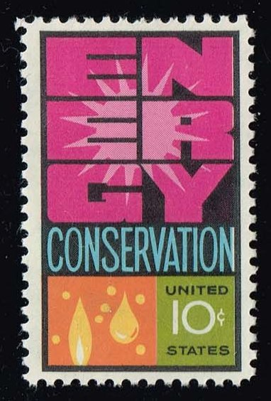 US #1547 Energy Conservation; MNH (0.25)