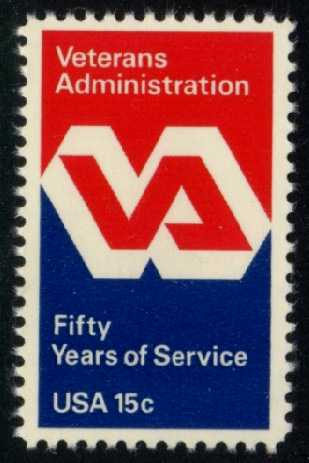 US #1825 Veterans Administration; MNH (0.30)