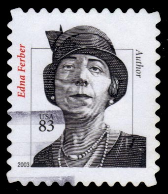 US #3434 Edna Ferber, used (0.30)