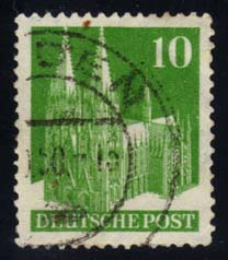 Germany **U-Pick** Spacefiller Box #S11 Item 42