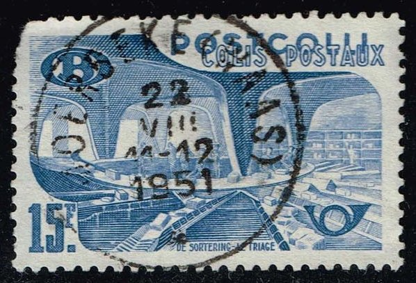 Belgium **U-Pick** Spacefiller Box #S29-58
