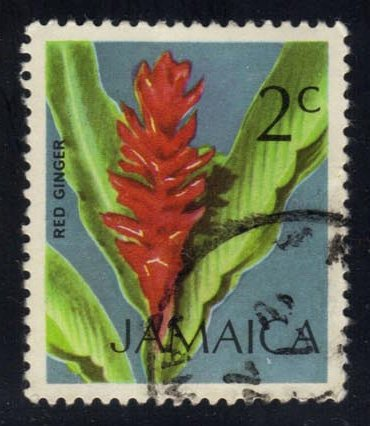 Jamaica **U-Pick** Stamp Stop Box #122 Item 53