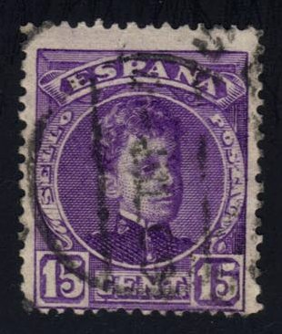 Spain **U-Pick** Stamp Stop Box #125 Item 13