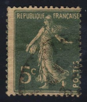 France **U-Pick** Stamp Stop Box #125 Item 59