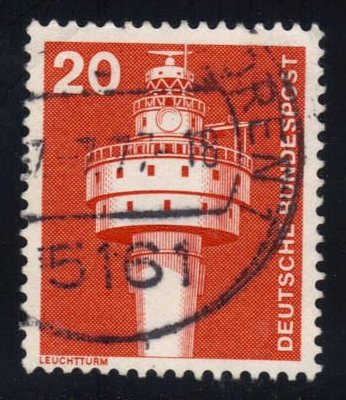 Germany **U-Pick** Stamp Stop Box #126 Item 46