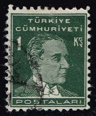 Turkey **U-Pick** Stamp Stop Box #129 Item 45