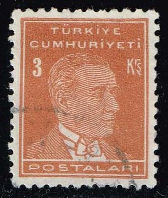 Turkey **U-Pick** Stamp Stop Box #129 Item 46