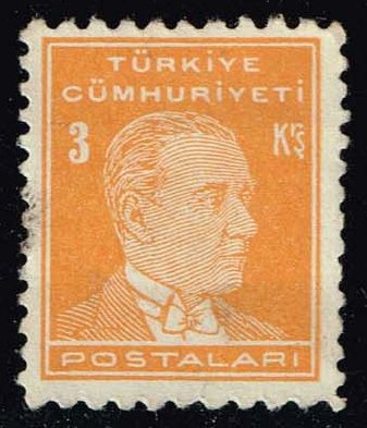 Turkey **U-Pick** Stamp Stop Box #129 Item 47