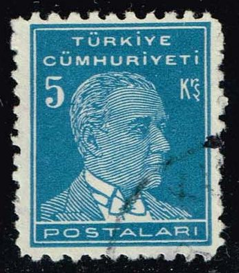Turkey **U-Pick** Stamp Stop Box #129 Item 49