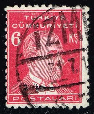 Turkey **U-Pick** Stamp Stop Box #129 Item 50