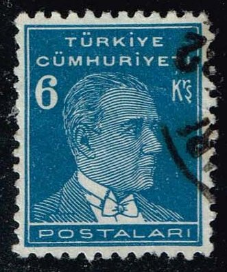 Turkey **U-Pick** Stamp Stop Box #129 Item 51