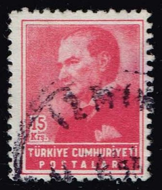 Turkey **U-Pick** Stamp Stop Box #129 Item 60