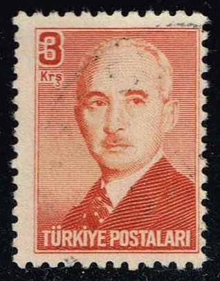 Turkey **U-Pick** Stamp Stop Box #129 Item 69