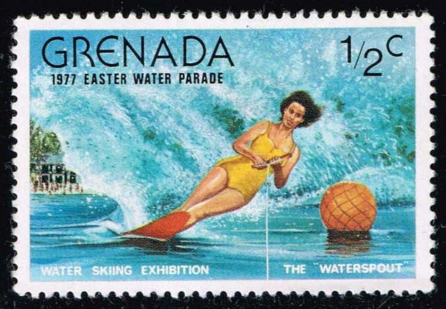 Grenada **U-Pick** Stamp Stop Box #130 Item 15