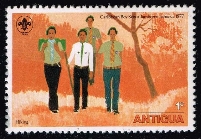 Antigua **U-Pick** Stamp Stop Box #131 Item 42