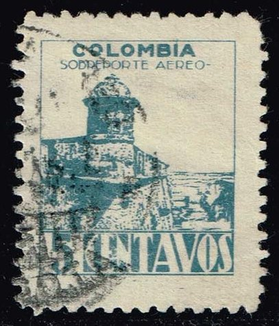 Colombia **U-Pick** Stamp Stop Box #132 Item 38