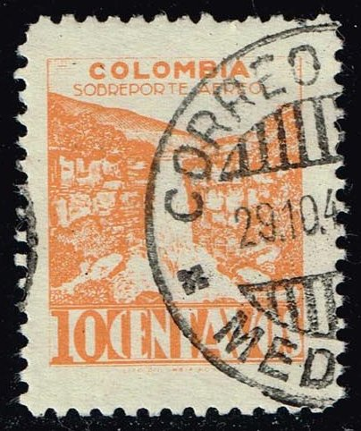 Colombia **U-Pick** Stamp Stop Box #132 Item 39