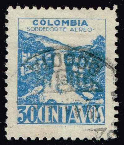 Colombia **U-Pick** Stamp Stop Box #132 Item 41