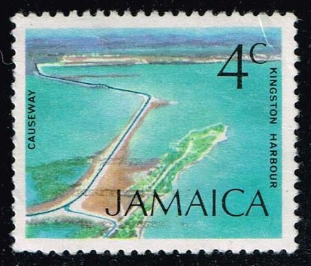 Jamaica **U-Pick** Stamp Stop Box #134 Item 7