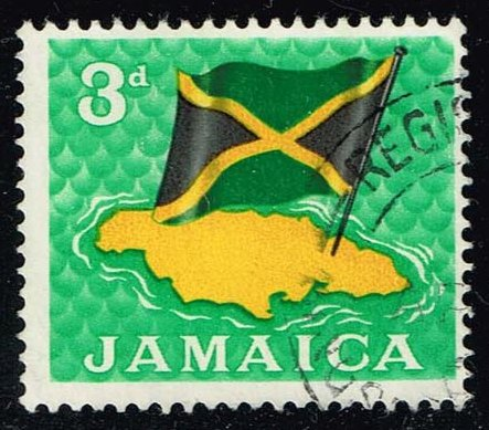 Jamaica **U-Pick** Stamp Stop Box #134 Item 8