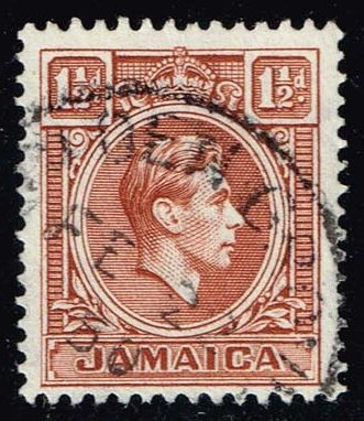 Jamaica **U-Pick** Stamp Stop Box #134 Item 9