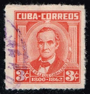 Cuba **U-Pick** Stamp Stop Box #134 Item 17
