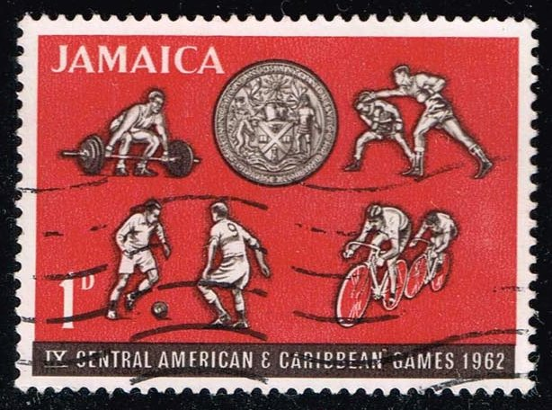 Jamaica **U-Pick** Stamp Stop Box #134 Item 27