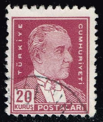 Turkey **U-Pick** Stamp Stop Box #134 Item 28